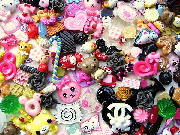 Wholesale japanese craft supplies cabochons rhinestones for Arts and crafts supplies wholesale